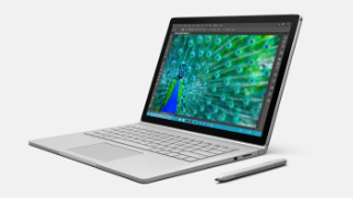 Surface Book picture