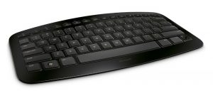 Microsoft Arc Wireless Keyboards for PC and Xbox 360