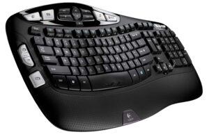 Logitech K350 2.4 Ghz Wireless Keyboard