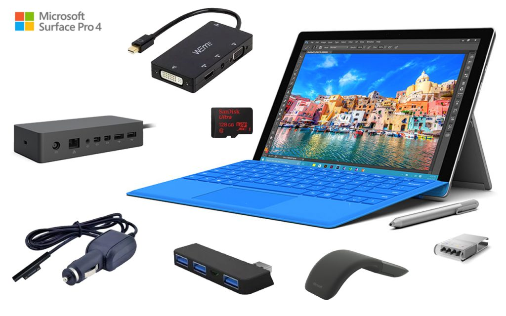 The Best Microsoft Surface Pro 4 Accessories in 2019