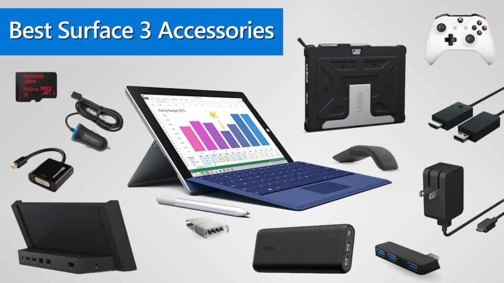 Best Surface 3 Accessories