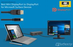 Best Mini DisplayPort to DisplayPort Cable for Microsoft Surface in 2019