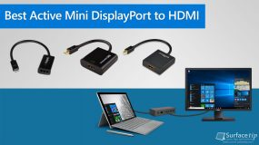 Best Active Mini DisplayPort to HDMI Adapter for Microsoft Surface in 2021