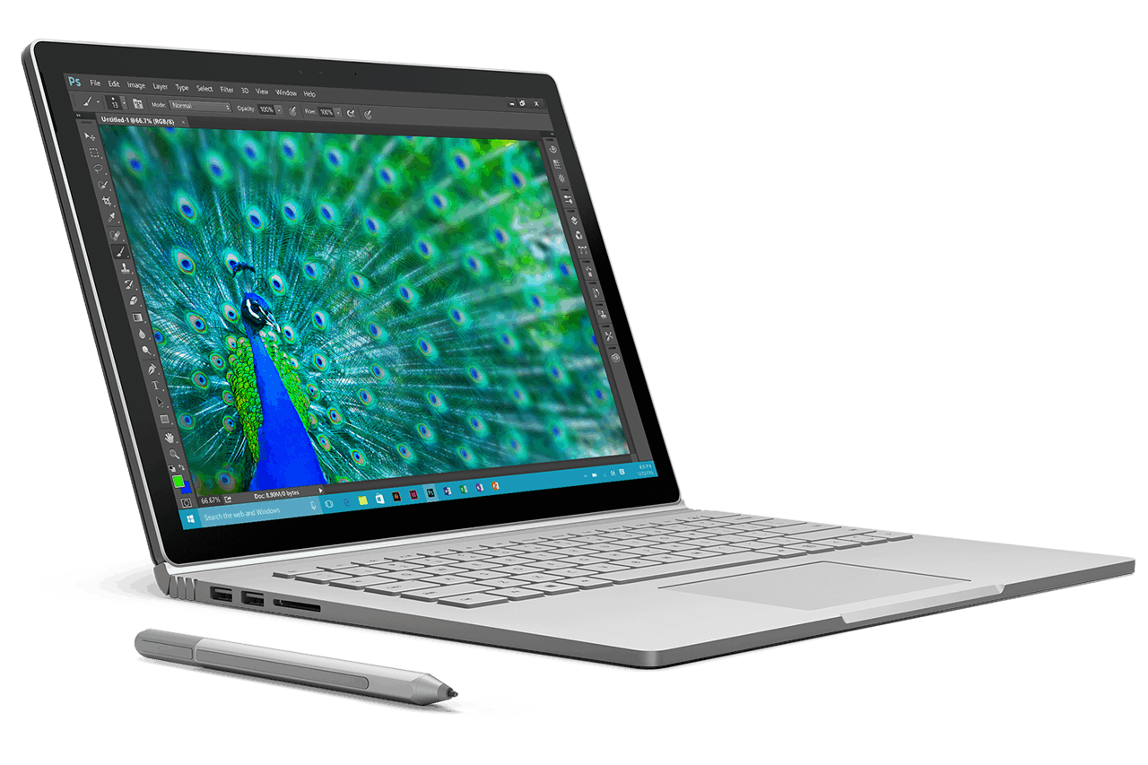 Microsoft Surface Book Specs - Full Technical Specifications