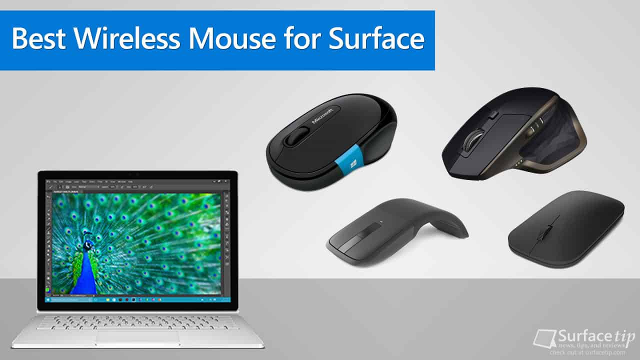 e976a6bc2dc The Best Wireless Mouse for Microsoft Surface for 2019