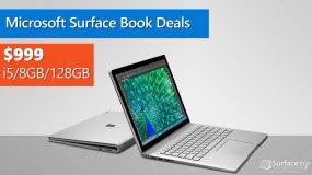 Get a Surface Book at only $999