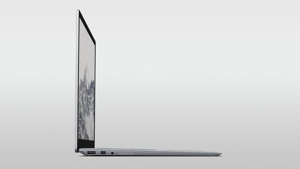 Surface Laptop Ports