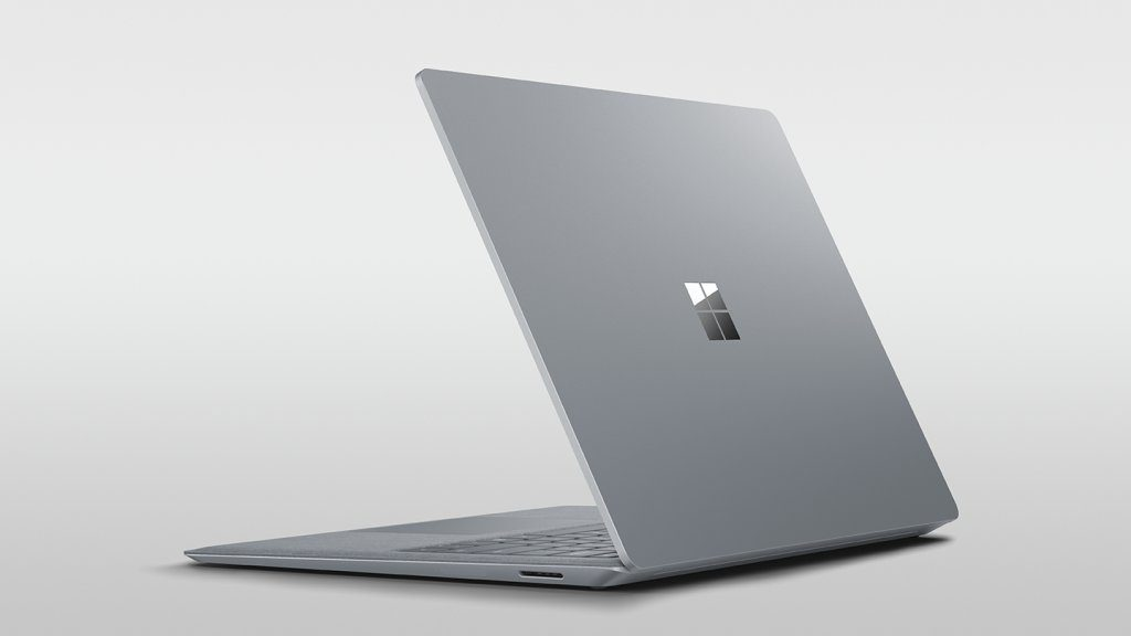 Surface Laptop Rear View