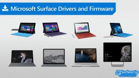 Download Microsoft Surface Drivers and Firmware