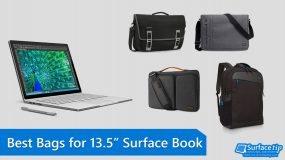 The Best Bags for Microsoft Surface Book 13.5-inch in 2019