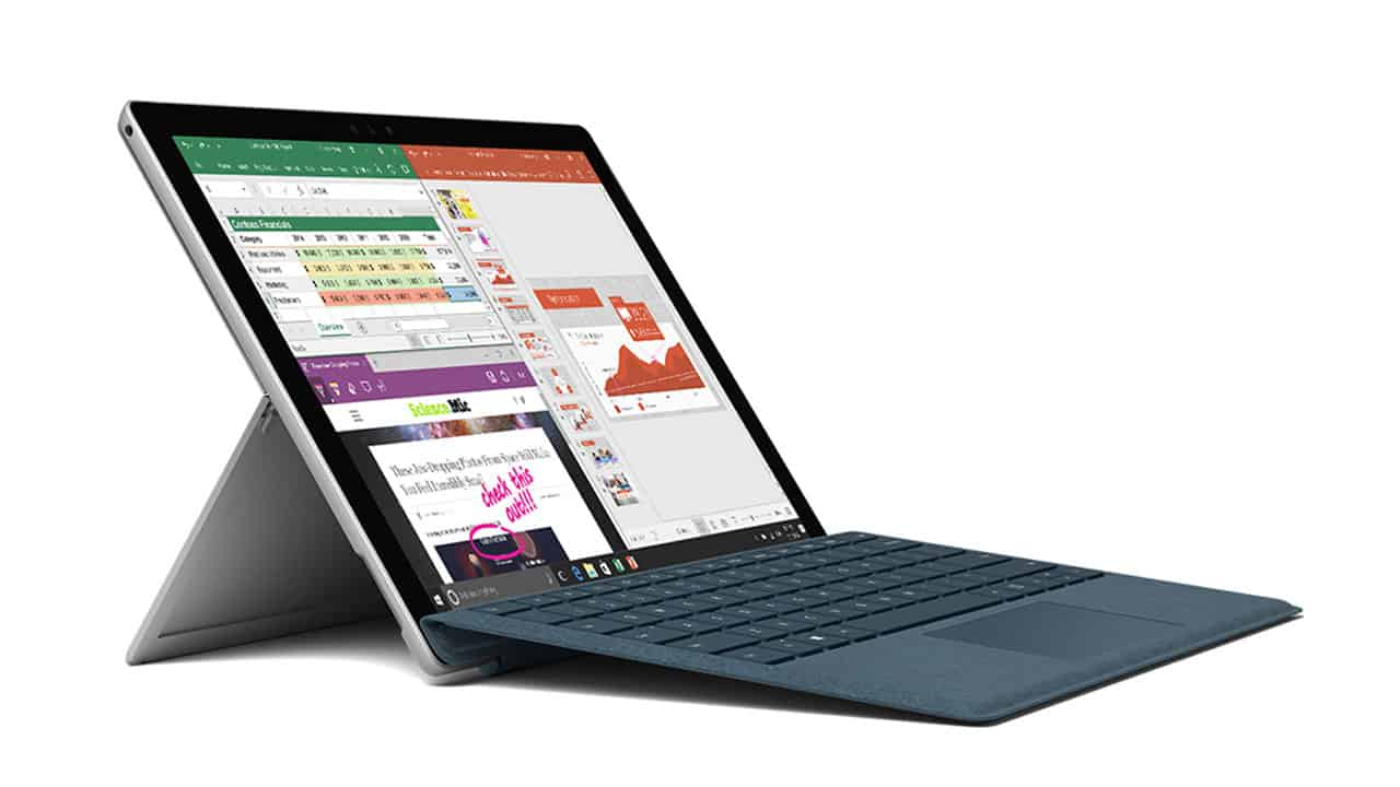 Save $229 on Surface Pro with Intel Core m3 and Black Type Cover bundle
