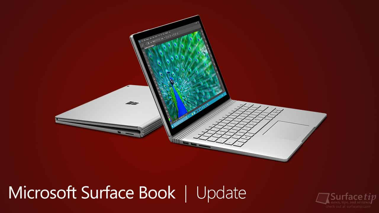 surface book nvidia geforce driver