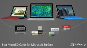 Best MicroSD Cards for Microsoft Surface of 2019