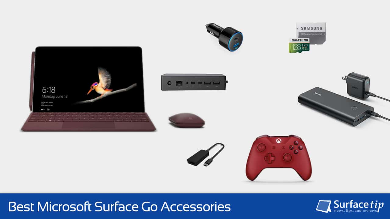 Best Microsoft Surface Go Accessories