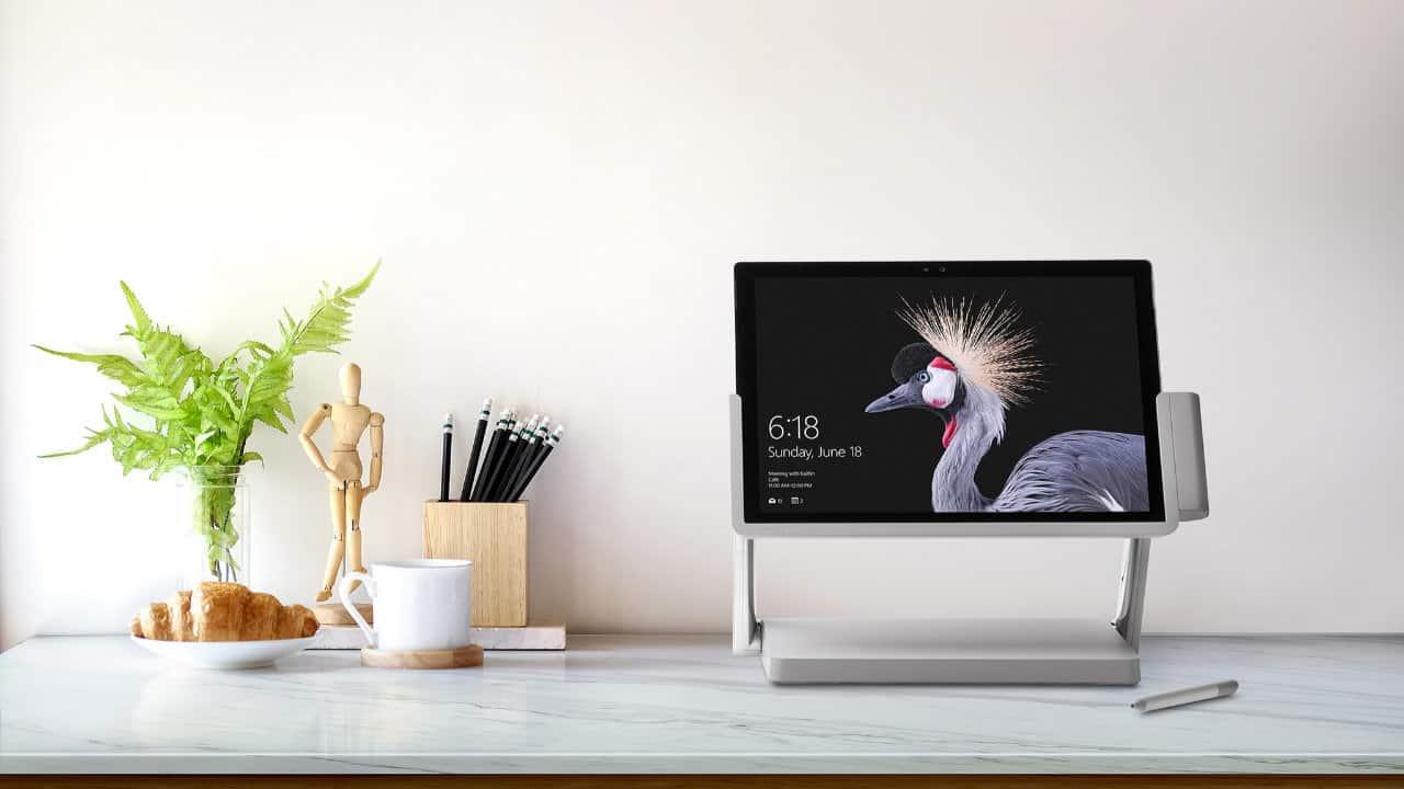 Kensington SD7000 Dual 4K Surface Pro Docking Station