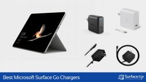 Best Chargers for Microsoft Surface Go