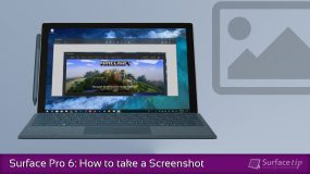 How to screenshot on Surface Pro 6: the 6 fast and easy ways