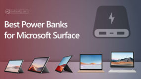 Best Power Banks for Microsoft Surface 2021