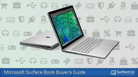 Microsoft Surface Book Buyer's Guide