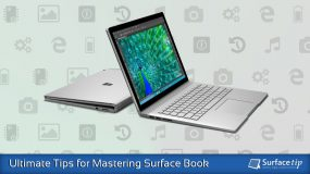 Surface Book Tips and Tricks