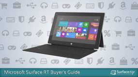 Microsoft Surface RT Buyer's Guide