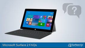 Microsoft Surface 2 FAQs