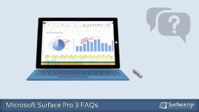 Surface Pro 3 FAQ: Everything you need to know!