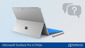 Surface Pro 4 FAQ: Everything you need to know!