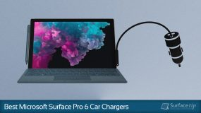 Best Surface Pro 6 Car Chargers in 2021