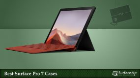 Best Cases for Surface Pro 7