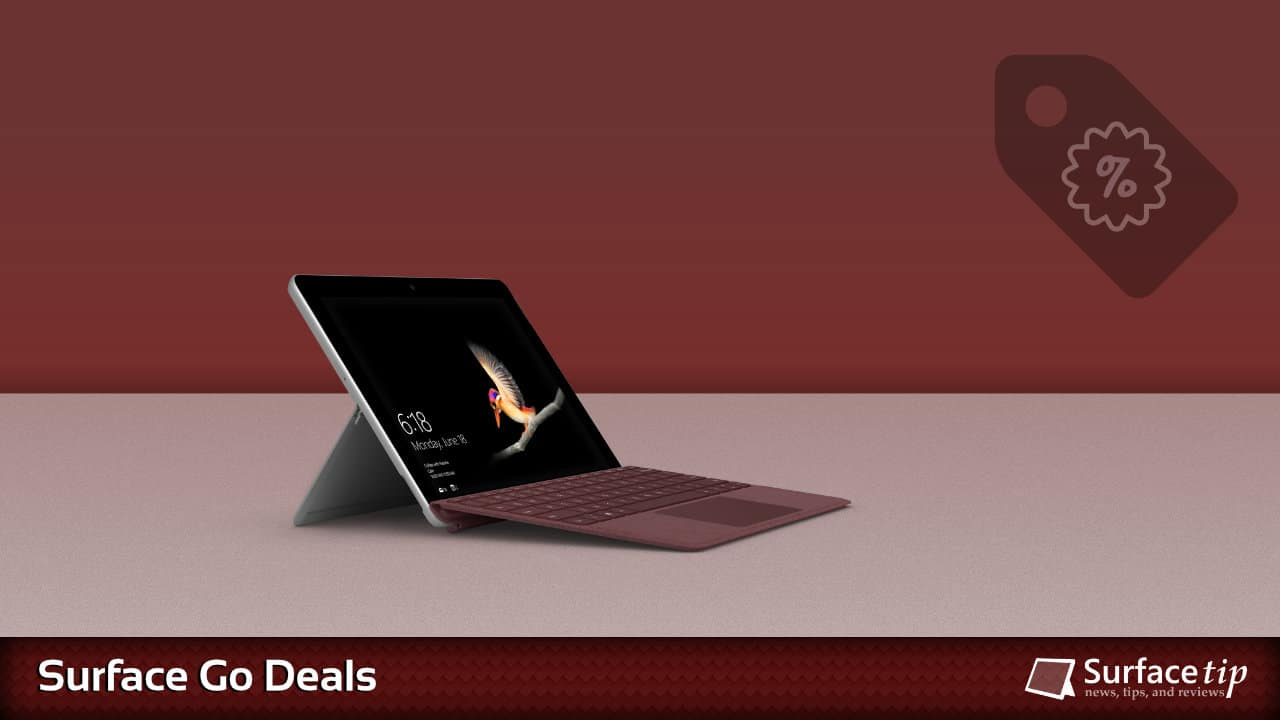 Surface Go Deals