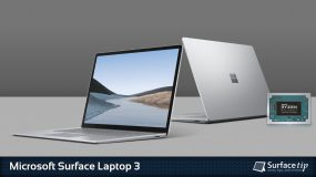 Microsoft Surface Laptop 3 Specs – Full Technical Specifications