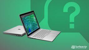 Surface Book FAQ