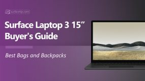 Best Surface Laptop 3 15-inch Bags and Backpacks
