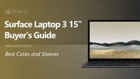 Best Surface Laptop 13 15-inch Cases and Sleeves