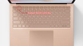 Is Surface Laptop 4 keyboard backlit?