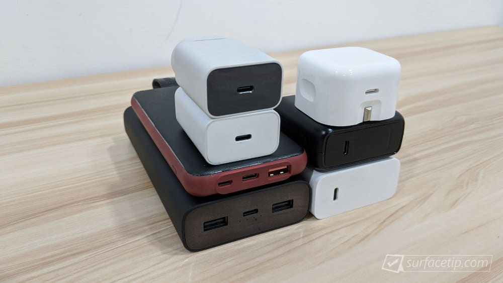 USB-C PD Chargers