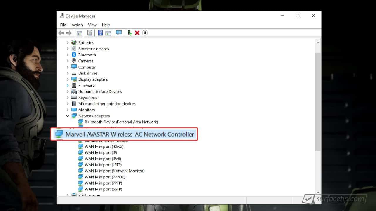 Marvell AVASTAR Wireless-AC Network Controller