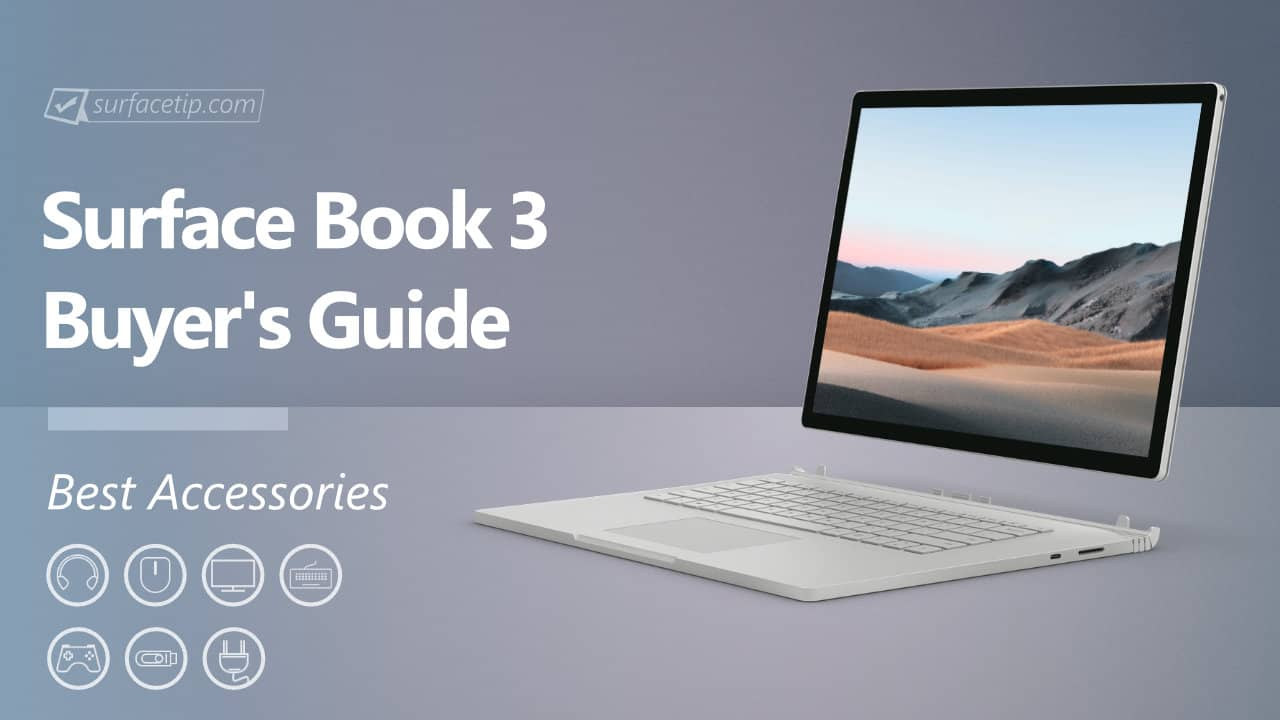 Best Surface Book 3 Accessories