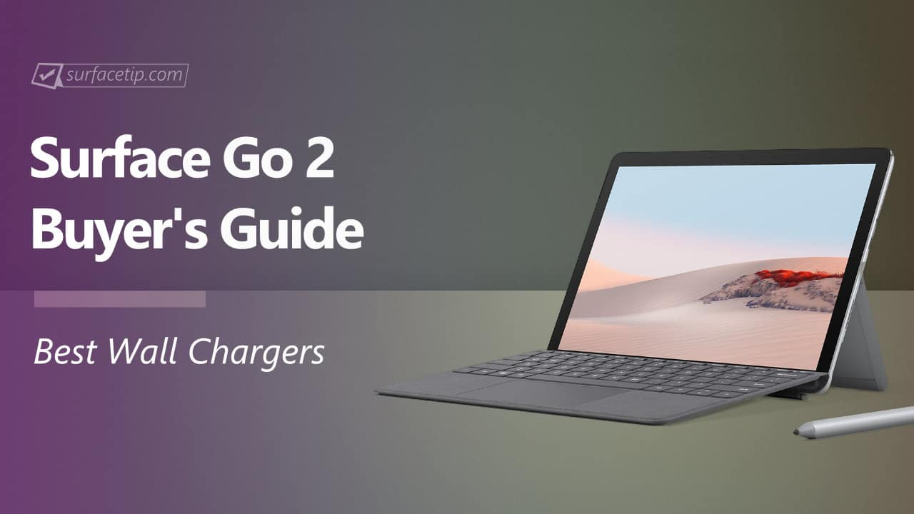 Best Wall Chargers for Surface Go 2