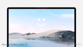 Surface Laptop Go Facial Recognition