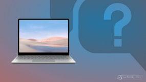 Surface Laptop Go FAQ