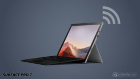 Does Surface Pro 7 have 4G LTE?