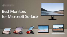 Best Monitors for Microsoft Surface 2021