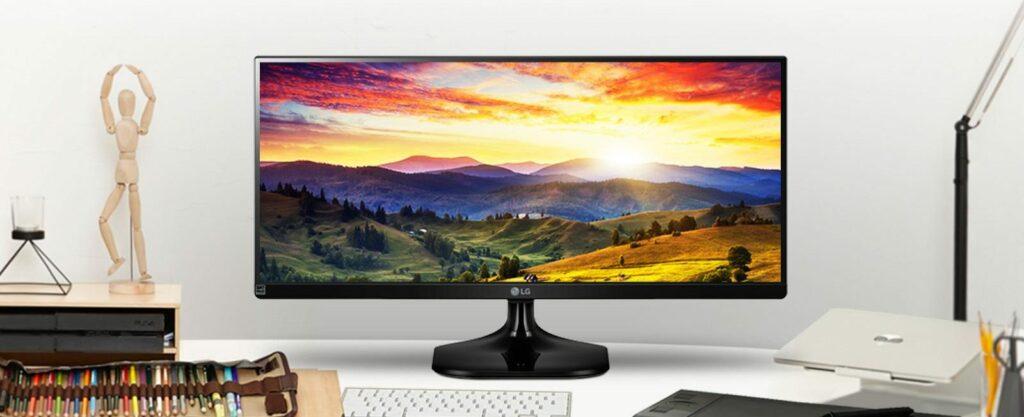 LG 25UM58-P 21:9 UltraWide® Full HD IPS Display