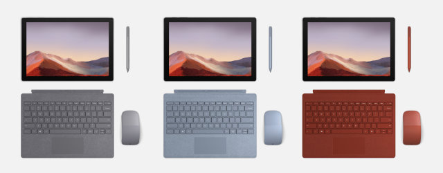 Surface Pro 7 Accessories Series