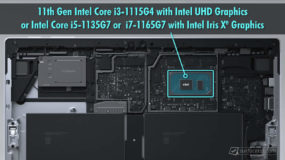 What processors is in Microsoft Surface Pro 7+?