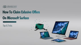 How to Claim Surface Exclusive Offers on Microsoft Surface