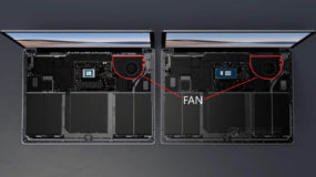 Is Surface Laptop 4 fanless?