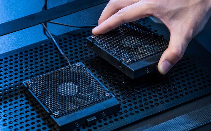 """Cooler Master Notepal U2 Plus V2, up to 17"""" Notebook Cooler"""